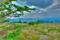 The View from Roan Mtn., TN - NC