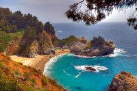 Julia Pfeiffer Burns State Park, California